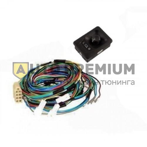 Комплект для подключения обогрева и электро-регулировки зеркал для ВАЗ 2108-2115