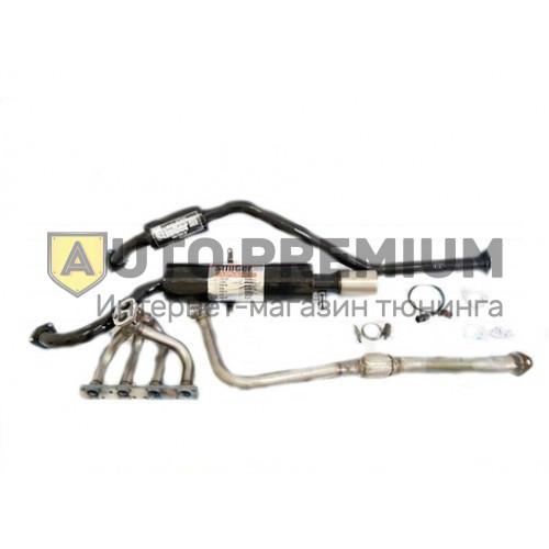 Выпускной комплект Subaru Sound ВАЗ 1117-18-19 Калина 8v без глушителя